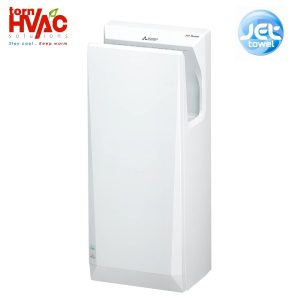 Uscator de maini Mitsubishi Electric Jet Towel-white