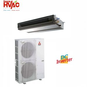 Aer conditionat Mitsubishi Electric Inverter PEAD-SP125JAL+PUHZ-SP125YHA Duct 44000 BTU