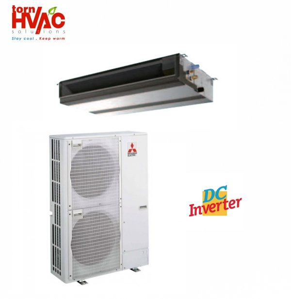 Aer conditionat Mitsubishi Electric Inverter PEAD-SP-JAL+PUHZ-SP-YHA Duct