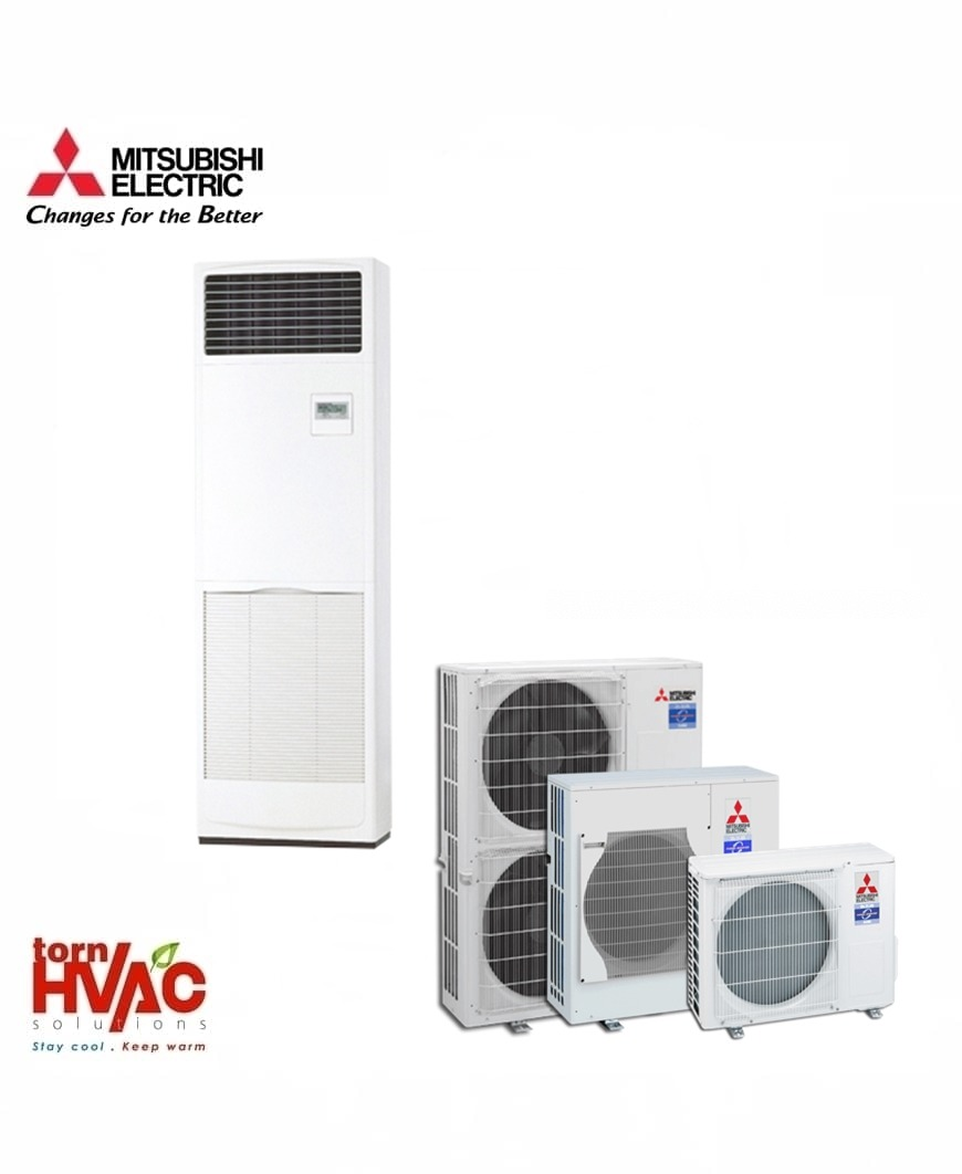 Aer conditionat Mitsubishi Electric tip coloana PSA-RP+PUHZ-ZRP