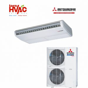 Aer conditionat Mitsubishi Heavy Industries Hyper Inverter de tavan FDE100VG+FDC100VNX 34000Btu