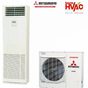 Aer conditionat Mitsubishi Heavy Industries Micro Inverter Coloana FDF100VD2+FDC100VN 34000Btu