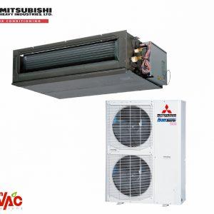 Ac Mitsubishi Hyper Inverter Duct FDU125VF+FDC125VNX 43000Btu Presiune inalta