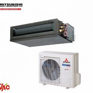 Ac Mitsubishi Hyper Inverter Duct FDU71VF1+FDC71VNX 24000Btu Presiune inalta