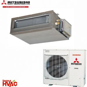 Aer conditionat Mitsubishi Heavy Industries Micro Inverter Duct FDUM100VF2+FDC100VN 34000Btu Presiune medie/joasa