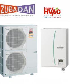 Pompa de caldura Hydrobox Aer Apa Mitsubishi Electric Zubadan ERSC-VM2C+PUHZ-SHW-112YHA 11,2 Kw-compact
