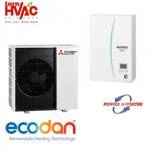 Pompa de caldura Mitsubishi Electric Ecodan Power Inverter ERSC-VM2C+PUHZ-SW100YAA 10Kw