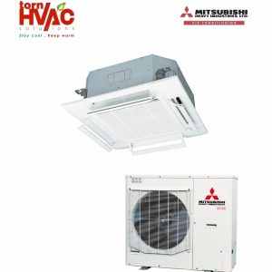 Aer conditionat Mitsubishi Heavy Industries Micro Inverter Caseta FDT140VG+FDC140VS 48000Btu