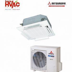Aer conditionat Mitsubishi Heavy Industries Standard Inverter Caseta FDT100VG+FDC90VNP 30000 Btu