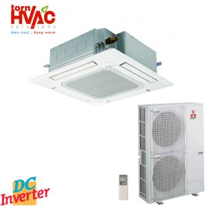 Aer conditionat Mitsubishi Electric Inverter Zubadan PLA-RP125BA+PUHZ-SHW140YHA Caseta 48000 BTU