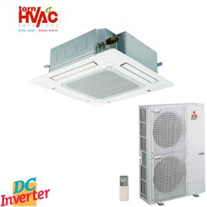 Aer conditionat Mitsubishi Electric Inverter Zubadan PLA-RP100BA+PUHZ-SHW112YHA Caseta 34000BTU