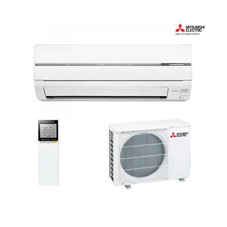Aer conditionat Mitsubishi Electric Inverter 12000 BTU MSZ-WN35VA +MUZ-WN35VA