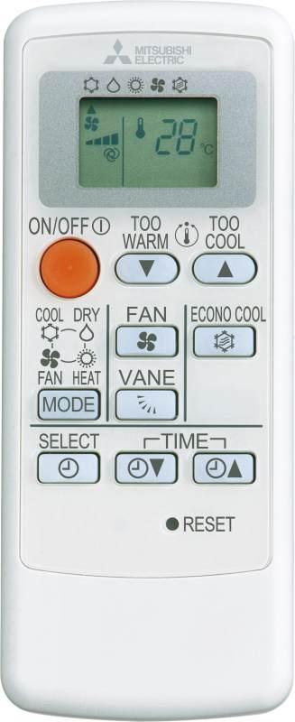 Aer Conditionat Mitsubishi Eletric Inverter MSZ-HJ50VA+MUZ-HJ50VA 18000Btu