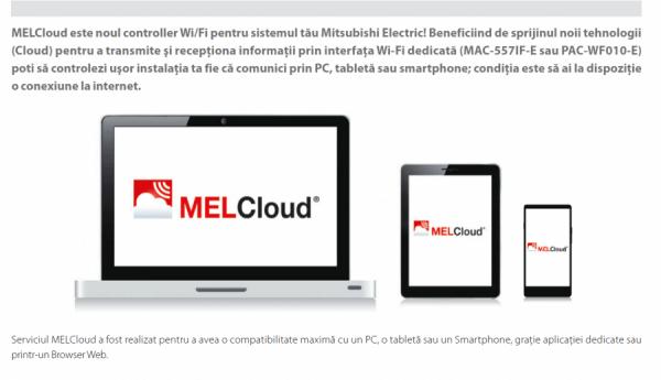 Melcloud MSZ-WN25VA +MUZ-WN25VA