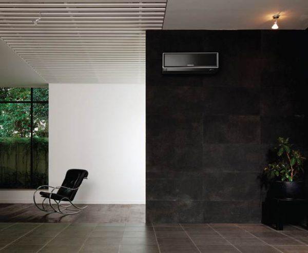 Aer Conditionat Mitsubishi Electric Inverter Kirigamine Zen-negru MSZ-EF35VEB + MUZ-EF35VE