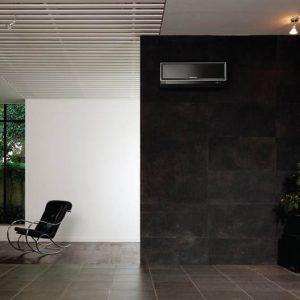 Aer Conditionat Mitsubishi Electric Inverter Kirigamine Zen-black MSZ-EF50VEB +MUZ-EF50VE