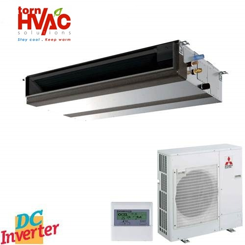 Aer conditionat Mitsubishi Electric Inverter PEAD-SP100JAL+PUHZ-SP100VHA Duct 34000 BTU