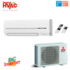 Aer conditionat Mitsubishi Electric Inverter MSZ-SF25VE+MUZ-SF25VE 9000Btu