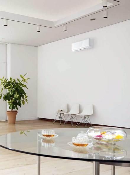 Aer Conditionat Mitsubishi Electric Inverter Kirigamine Zen-alb MSZ-EF35VEW + MUZ-EF35VE
