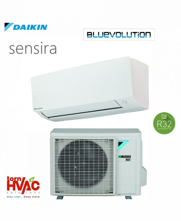 Aer conditionat Daikin Sensira FTXC71B+RXC71B 24000 BTU R32