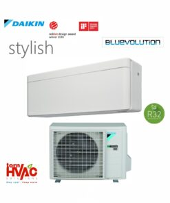 Aer conditionat Daikin Stylish FTXA50AW+RXA50A 18000 btu Alb