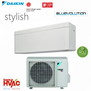 Daikin Bluevolution R32 Stylish