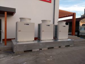 Torn Hvac Solutions - ACMS Arad