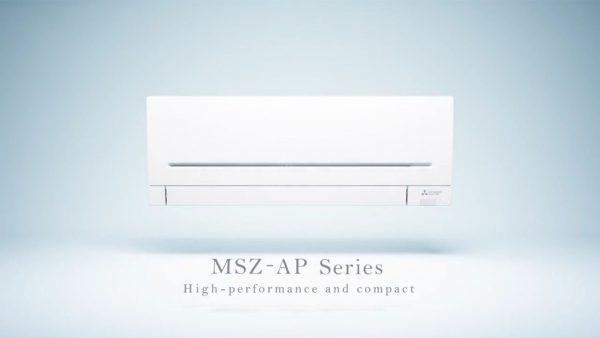 UI Mitsubishi Electric MSZ-AP-VG
