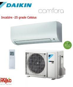 Aer conditionat Daikin Comfora FTXTP35K+RXTP35N 12000 btu incalzire -25 grade R32