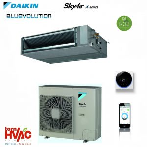 Daikin Sky Air Bluevolution Duct cu ESP mediu FBA-A + AZAS-MV1,MY1