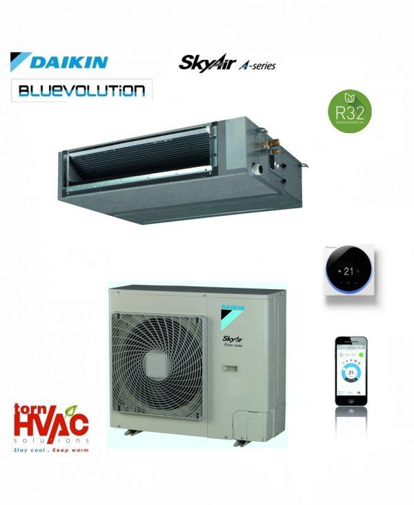 Daikin Sky Air Bluevolution Duct cu ESP mediu FBA-A + AZAS-MV1,MY1