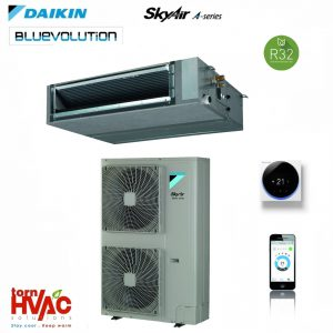 Daikin Sky Air Bluevolution Duct cu ESP mediu FBA-A + RZAG-MV1,MY1