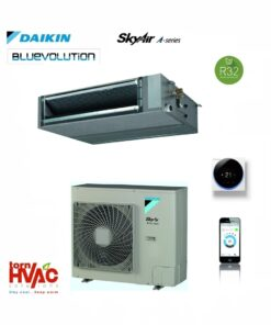 Daikin Sky Air Bluevolution Duct cu ESP mediu FBA-A + RZASG-MV1,MY1