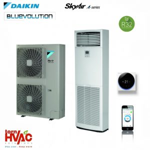 R32 Ac Daikin Sky Air Bluevolution FVA-A+RZAG-MV1,MY1 Inverter de pardoseala