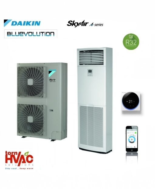 Ac tip coloana Daikin Sky Air Bluevolution FVA-A+RZAG-MV1,MY1 R32
