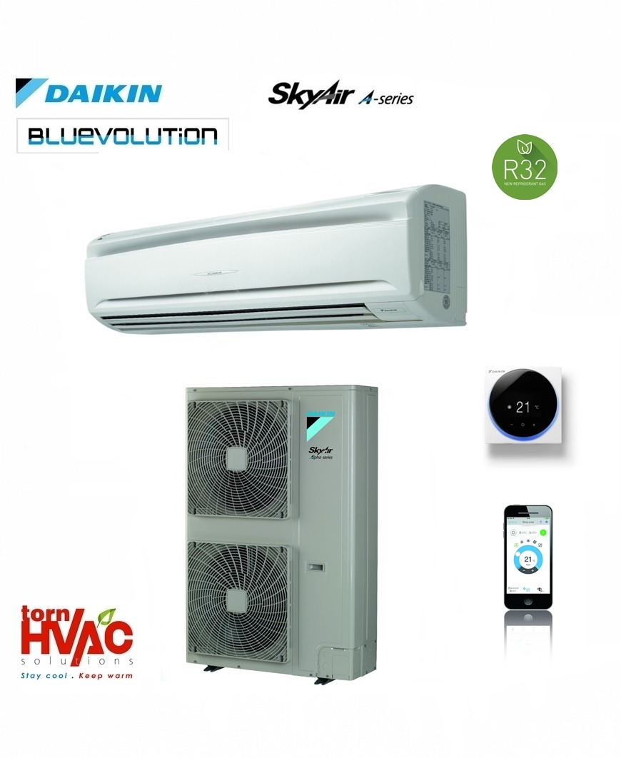R32 Aer conditionat Daikin Sky Air Bluevolution Alpha-series FAA-A+RZAG-MV1 Split Inverter