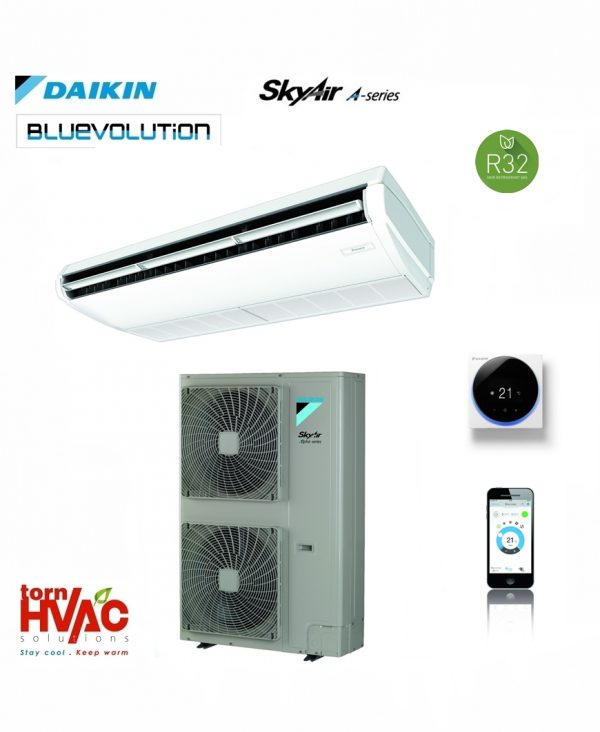 R32 Aer conditionat Daikin Sky Air Bluevolution Inverter de tavan FHA-A+RZAG-MV1,MY1