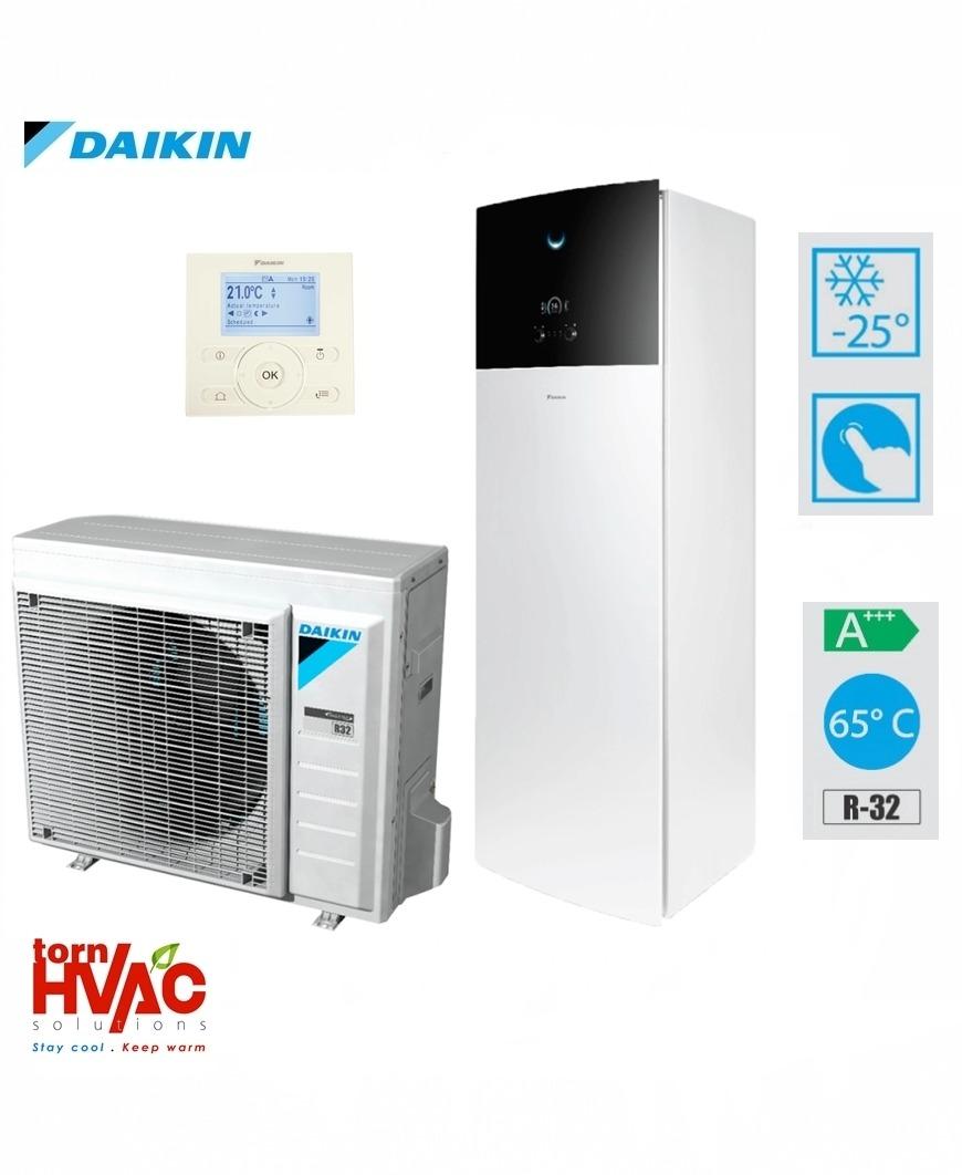 Daikin Altherma 3 EHVX-D3V(G),D6V(G),D9W(G) + ERGA-DV3