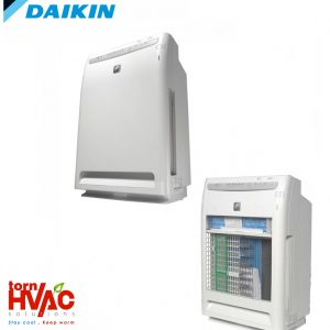 Purificator de aer Daikin cu tehnologie Flash Streamer MC70L