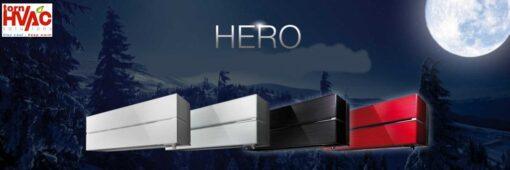 Mitsubishi Electric LN Hero VGHZ Heating Zubadan