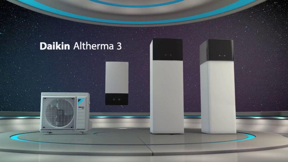 Daikin Altherma 3