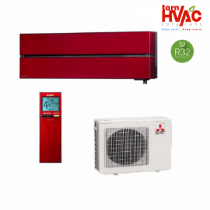 Aer conditionat Mitsubishi Electric MSZ-LN Ruby Red
