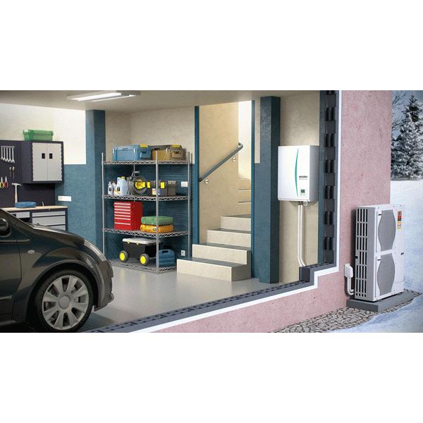 Mitsubishi Electric Zubadan instalare unitate exterioara