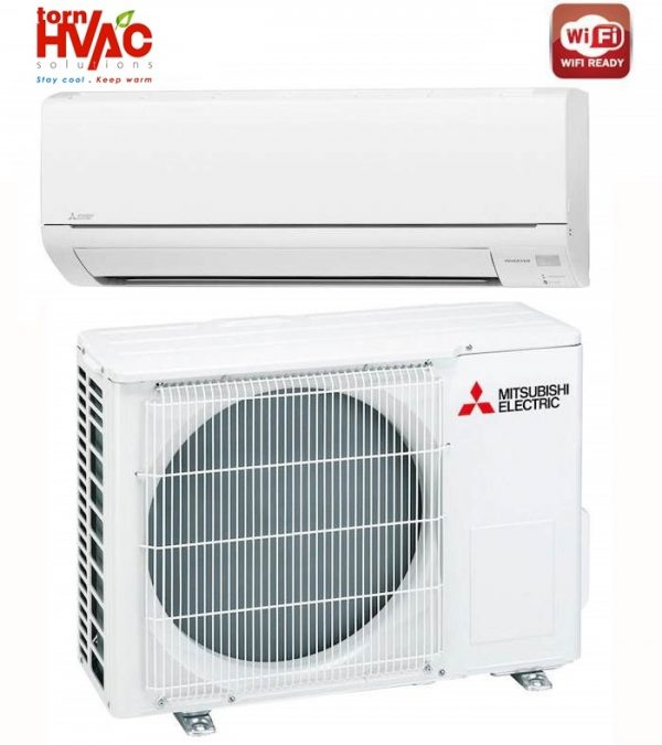 Aer conditionat inverter Mitsubishi MSZ-DM35VA+MUZ-DM35VA 12000btu