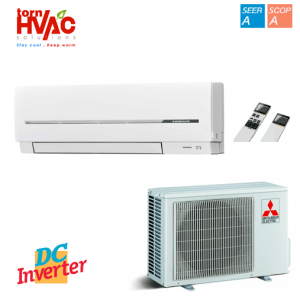 Aer conditionat inverter Mitsubishi MSZ-SF25VE+MUZ-SF25VE 9000btu