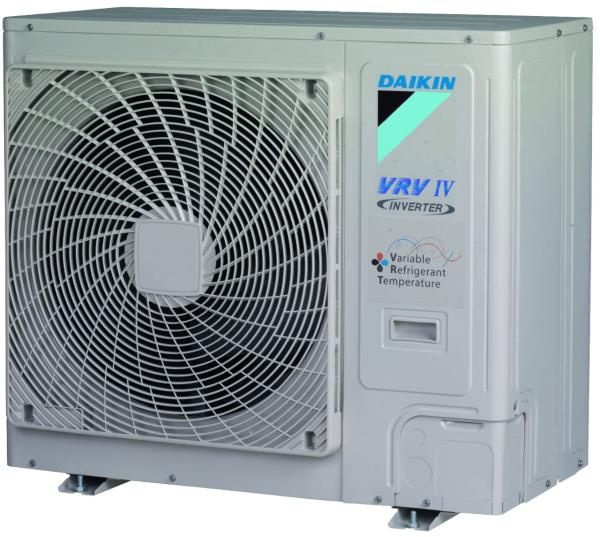 Daikin Mini VRV IV-S compact RXYSCQ-TV1 (2)