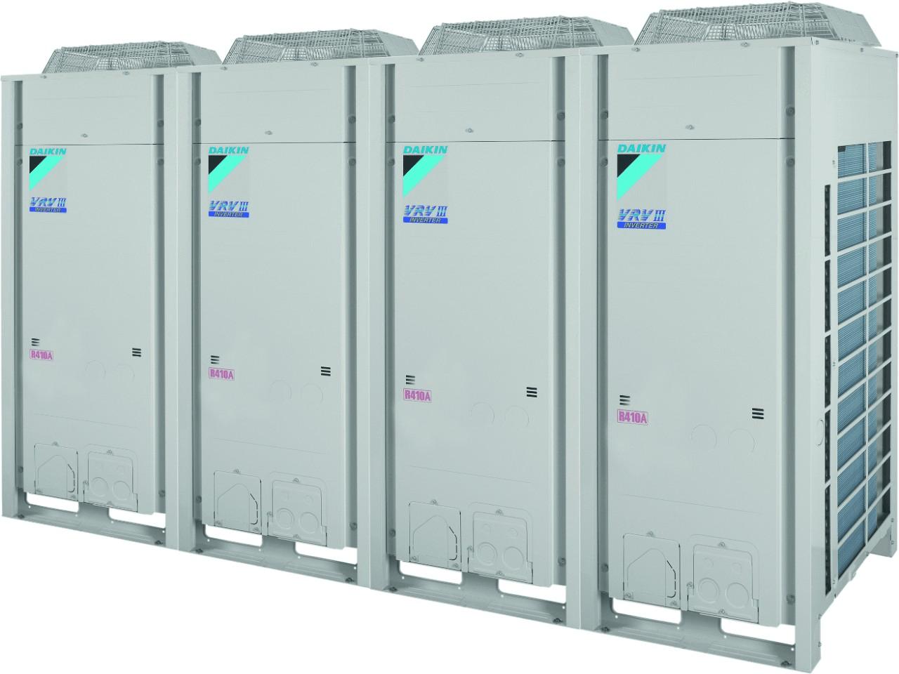 Daikin VRV pentru inlocuire, recuperarea caldurii RQCEQ-P3 (5)