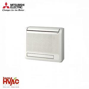 Cover Mitsubishi Electric VRF de pardoseala PFFY-P VKM-E