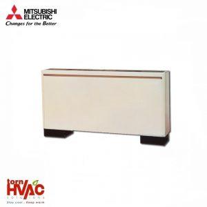 Gama cuprinde unitati de pardoseala cu capacitati nominale de la 2 kW la 6,3 kW Capacitate maxima racire: 2,2 kW Capacitate maxima incalzire: 2,5 kW Presiune sunet: 34 dB Compresor: INVERTER Putere: Monofazica