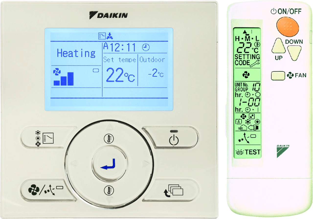 Daikin Unitate interioara VRV aplicabila pe tavan FXHQ-A (1)